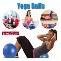 Gym Ball Bola Pilates Yoga Senam 25cm Mini Gym Ball Stability Ball