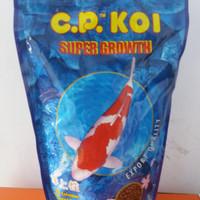 CP KOI growth medium pelet 1kg - M