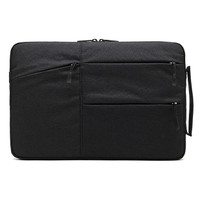 Sleeve Case Shockproof for Laptop 13 Inch - C2396 - Black