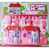 Mainan Edukasi Anak Perempuan Rumah Rumahan Frozen Unik Murah Terbaru - HELLO KITTY