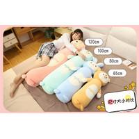 Boneka Guling Karakter Jumbo Bahan Plush Super Soft