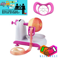 Pengupas Apel Mini Apple Peeler For Fruit Praktis Pemotong Buah