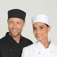 Topi peci koki/hat chef hitam