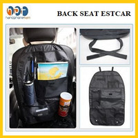 Car Back Seat Estcar Organizer Tempat Minum Six Pocket Jok Belakang