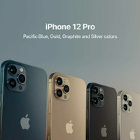 iphone 12 pro 128Gb Garansi Apple 1thn