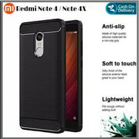 Case Xiaomi Redmi Note 4X l 4 X Versi Resmi Snapdragon SoftCase Matte