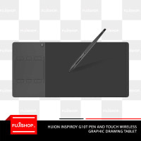 Huion Inspiroy G10T Pen and Touch Wireless Graphic Drawing Tablet