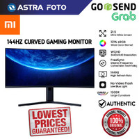 Xiaomi Monitor Gaming 144Hz 34 inch Curved WQHD Original LED