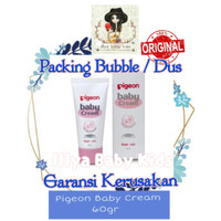 Pigeon Baby Diaper Rash Cream Krim Ruam Popok Bayi 60gr Hypoallergenic