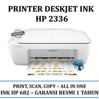 Printer HP Deskjet Ink Advantage 2336 All-in-One Printer - Full White
