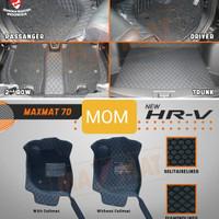 Karpet mangkok maxmat 7D Otoproject HRV Full Bagasi