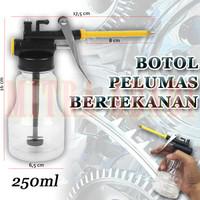 Botol Minyak Pelumas Bertekanan 250 ML / 250 CC