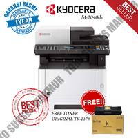 Mesin Fotocopy Kyocera M2040 DN + Toner Kyocera TK-1178 ORIGINAL