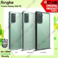 Case Samsung Galaxy S20 FE Ringke Fusion Anti Crack Casing