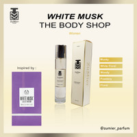 ZuMier Parfum Kualitas Super inspired by WHITE MUSK the BODY SHOP - 30 ML