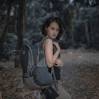 Tas Harian / Backpack Co-Trek Sahara Include Rain Cover Terlaris