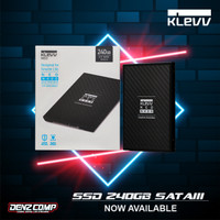 SSD Klevv Neo N400 240GB Sata (3 Years Warranty)