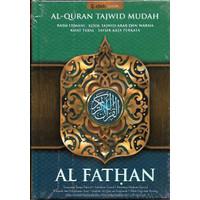 Promo Al qur an murah Al qur an Al fathan terjemah perkata ukuran A4