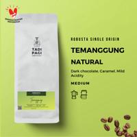 Robusta Temanggung 200 gr Roast Bean Coffee - Kopi biji matang
