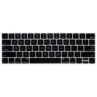 Silicone Keyboard Cover for Macbook Pro 2016 with Touchbar - RV77 - Bl