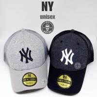 topi baseball NY / NEW YORK jaring import premium UNISEX ( FREE BOX )