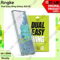 Screen Guard Samsung Galaxy S20 FE Ringke Dual Easy Wing Anti Gores