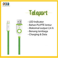 Cable Hippo Teleport IPhone 5 5s Iphone 6 Lightning 200cm