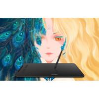 XP-Pen Deco 01 V2 Digital Drawing Graphics Tablet dengan Passive Pen