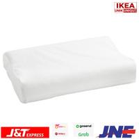 R0S3NSKARM PILLOW CASE SARUNG BANTAL TYPE ERGONOMIS BAHAN LEMBUT IKEA