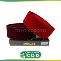 Peci Songkok Kopiah Wadimor AC Merah Dan Maroon Tinggi 9,10 Nomor 4-9 - Merah T9, No 4