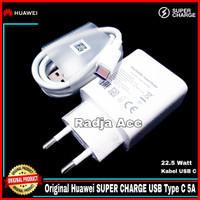 Charger Huawei Honor10 Honor View 10 Original 100% Super Charge Type C