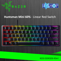 Razer Keyboard Huntsman Mini - Red Switch