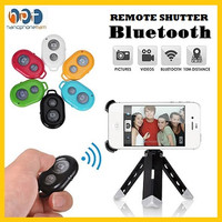 Tomsis Bluetooth Remote Shutter Android / iOS iPhone Tombol Selfie