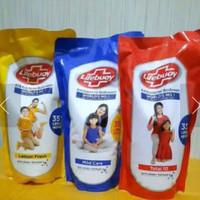 Lifebuoy Body Wash Sabun Mandi Cair Refill Total 10 900ml