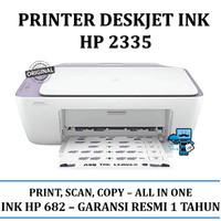 Printer HP Deskjet Ink Advantage 2335 All-in-One Printer - Lavender