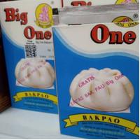 big one ragi bakpao 10gram sachet 1pcs