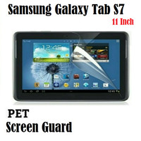 Samsung Tab S7 11 inch PET Screen Guard Protector Anti Gores - Clear