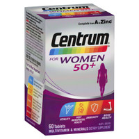 Centrum Multivitamin & Minerals From A to Zinc For Women 50+