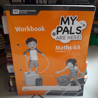 MY PALS ARE HERE MATHS 6A WORKBOOK.3rd Edition.