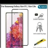 Tempered Glass Samsung Galaxy S20 FE Cover Full Lem 9D 11D Full Screen