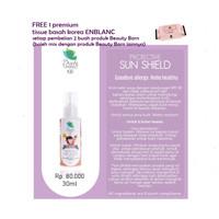Beauty Barn Kid Sun Shield Block Lotion / Sunblock anak 30 ml