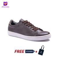 Sepatu Pria Sneakers Footstep Footwear - Beta Darkbrown