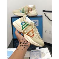 Sepatu Gucci Rython Glitter Unisex