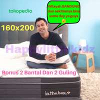 Kasur Matras Springbed Inthebox / In The Box Plus 160x200 cm (Queen)