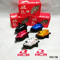 Kaliper RCB PCX 150 - RCB S3 Monoblok 2 Piston