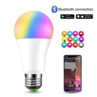 VBS Smart Light Bulb Bluetooth Bohlam LED RGB E27 with Music Sensor