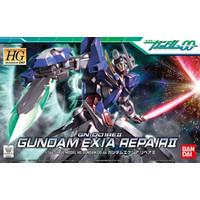 HG Gundam Exia Repair II Bandai model Kit Gunpla HGOO 44 HG00