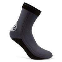 Scuba Donkey Kaos Kaki Selam Scuba Diving Socks Size L - 214SP - Gray