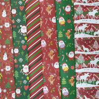 Kertas Kado Natal Jual per 50lbr