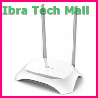 TP LINK 300Mbps Wireless Router TL WR840N White